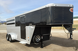 We Sell Horse Trailers